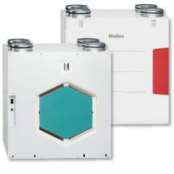 VMC double flux Helios KWL-EC-370