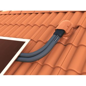 Sorties toit solaires